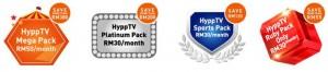 hypp tv packs