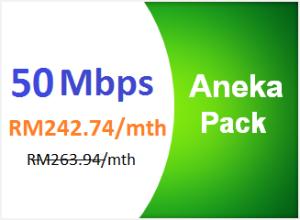 unifi advance 50mbps aneka pack