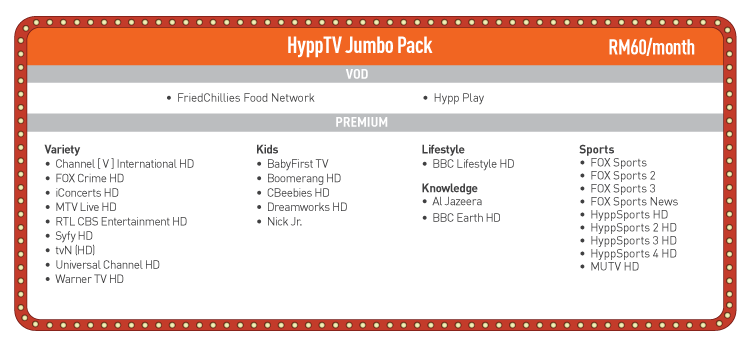 hypp tv Hypptv user guide with hypptv, you will get to watch an exciting array of tv programmes, movies and much more at your convenience.