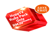 hypptv ruby packs