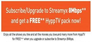 streamyx hyppTV promotion