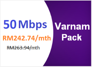 unifi advance 50mbps varnam pack