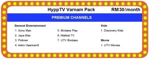 unifi hypptv Varnam Pack